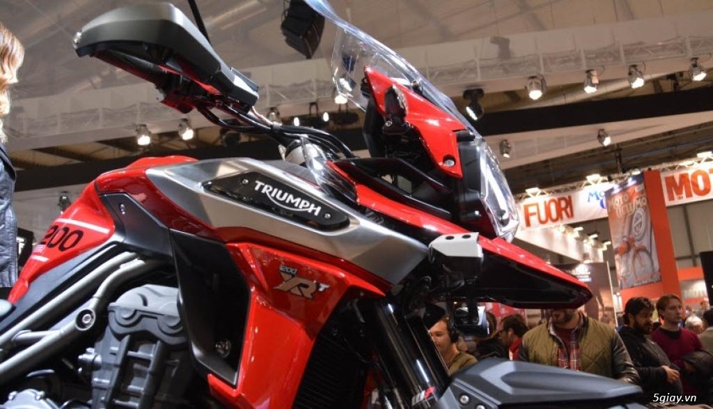 Đánh giá xe Triumph Tiger 1200 2018 - 4
