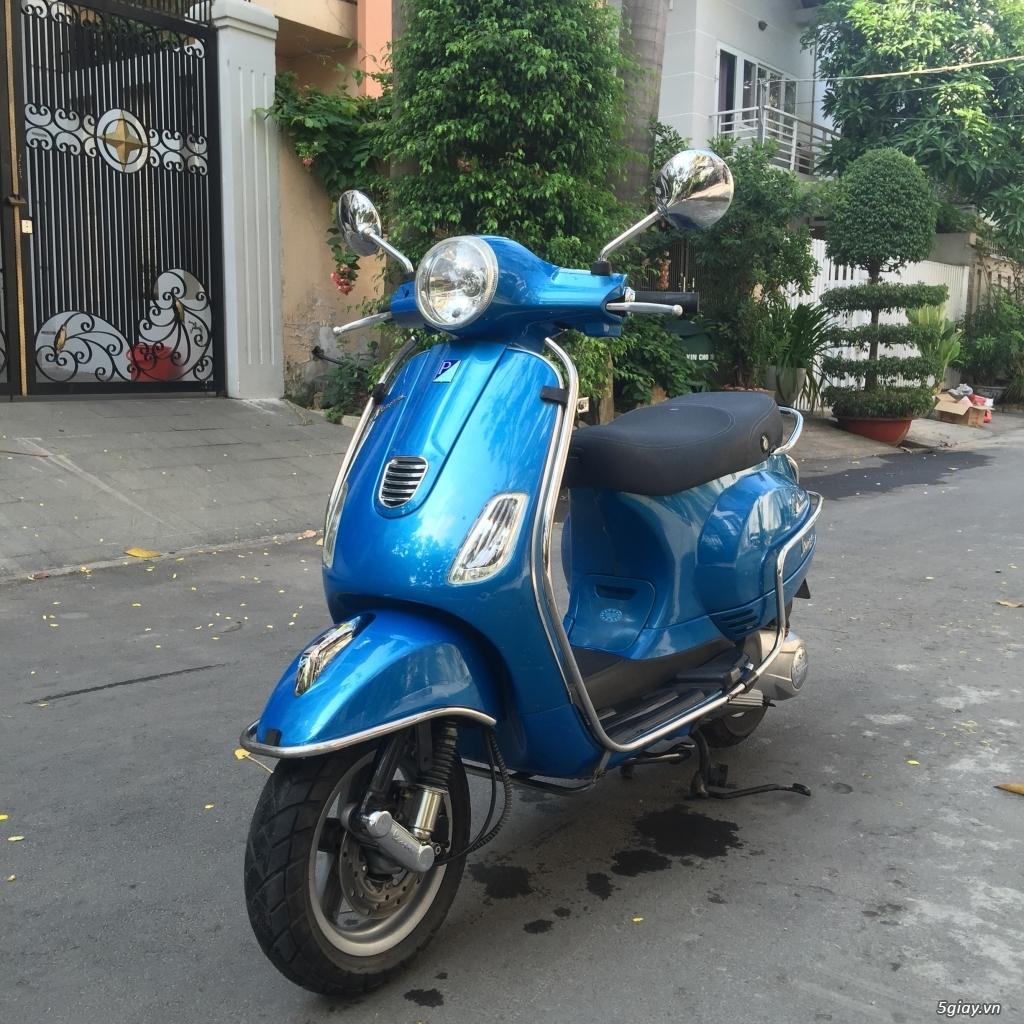 Vespa lx 125 ie 3v đk 2012 - 4