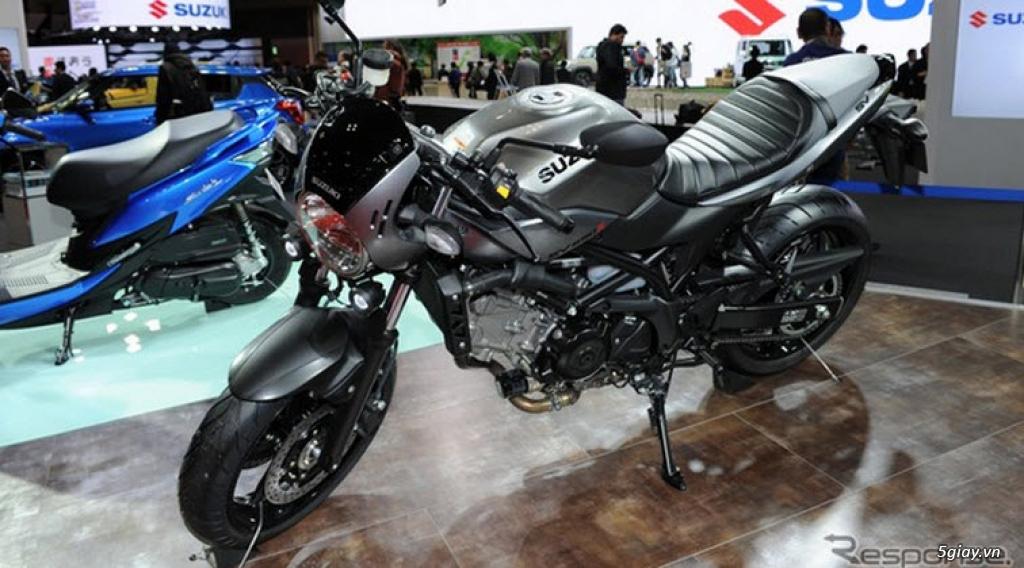 Đánh giá ưu nhược điểm Suzuki SV650X 2018 kèm ảnh chi tiết