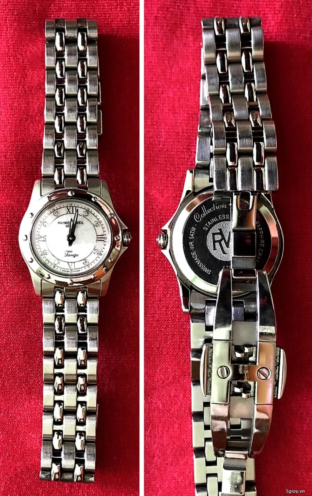 Bán đồng hồ SWISS, hàng linh tinh xách tay Mỹ về...có cập nhật hàng mới thường xuyên. - 2