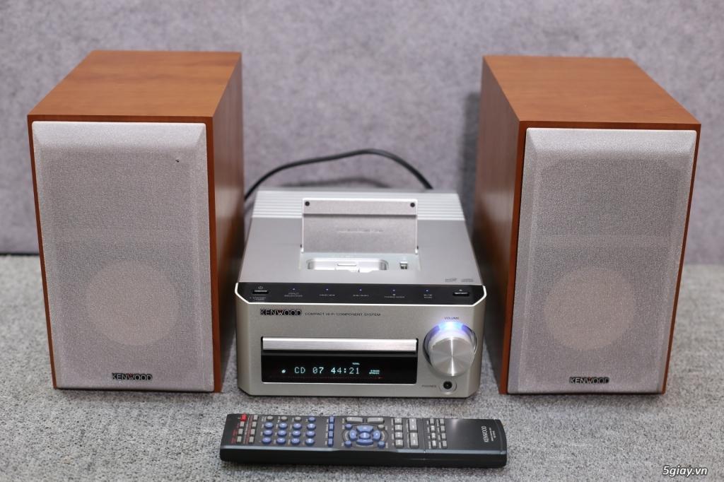 Đầu máy nghe nhạc MINI Nhật đủ các hiệu: Denon, Onkyo, Pioneer, Sony, Sansui, Kenwood - 20