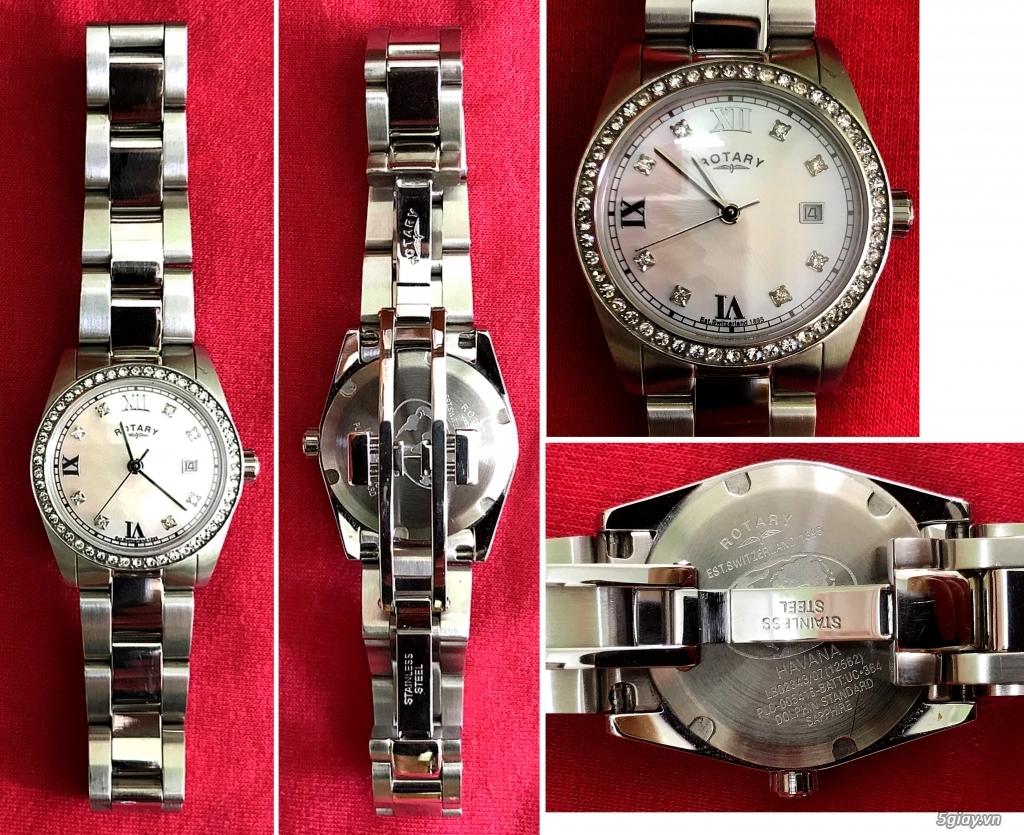 Bán đồng hồ SWISS, hàng linh tinh xách tay Mỹ về...có cập nhật hàng mới thường xuyên. - 6