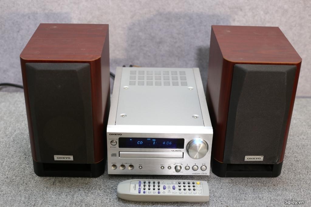 Máy nghe nhạc MINI Nhật đủ các hiệu: Denon, Onkyo, Pioneer, Sony, Sansui, Kenwood - 47