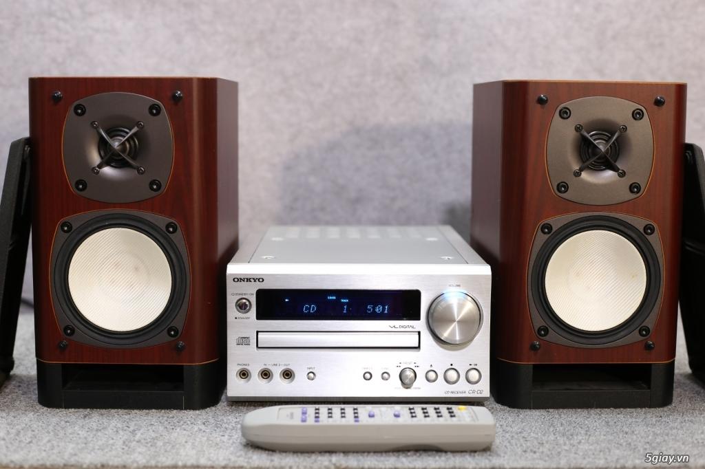 Máy nghe nhạc MINI Nhật đủ các hiệu: Denon, Onkyo, Pioneer, Sony, Sansui, Kenwood - 46