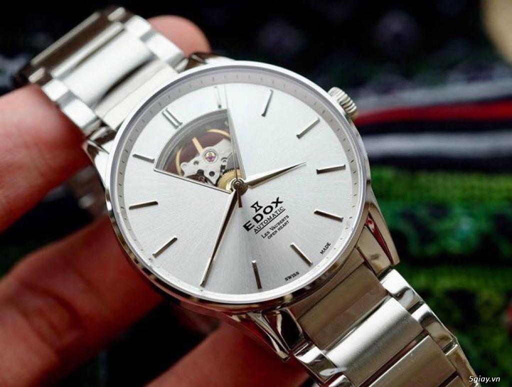 Đồng hồ chính hãng Thụy Sỹ Fc, Raymond Weil, Edox - 48