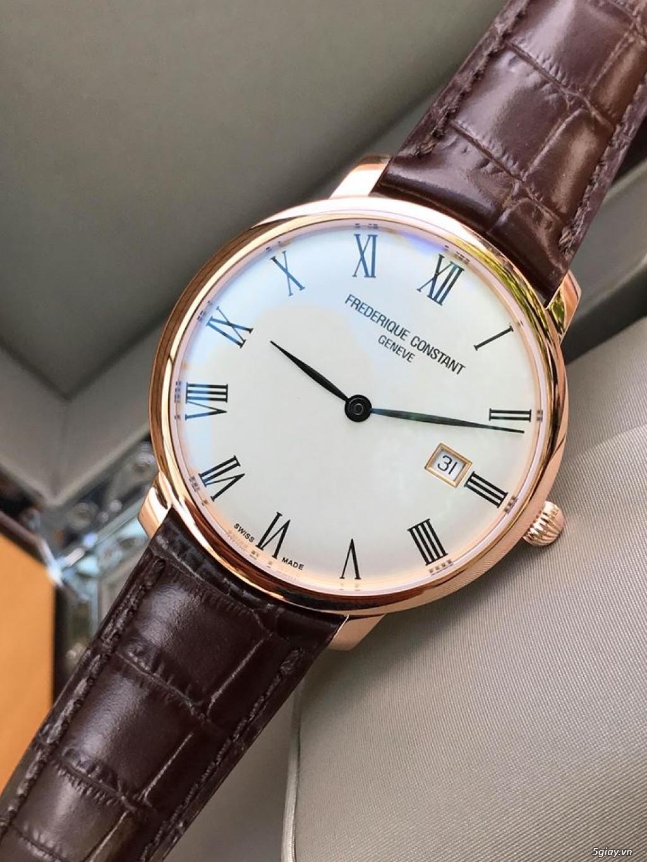 Đồng hồ chính hãng Thụy Sỹ Fc, Raymond Weil, Edox - 15