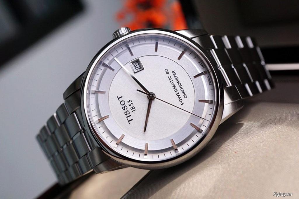 Đồng hồ chính hãng Thụy Sỹ Fc, Raymond Weil, Edox - 34