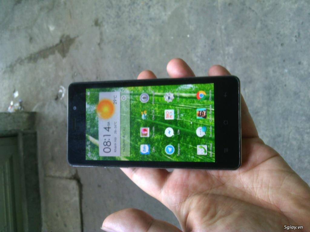 Điện thoại Android giao lưu anh em