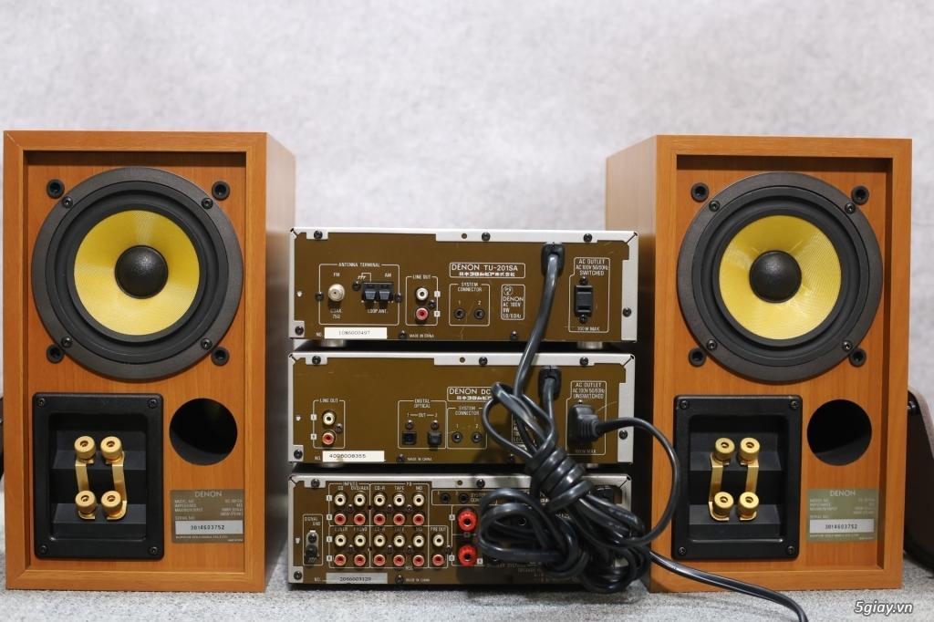 Đầu máy nghe nhạc MINI Nhật đủ các hiệu: Denon, Onkyo, Pioneer, Sony, Sansui, Kenwood - 12