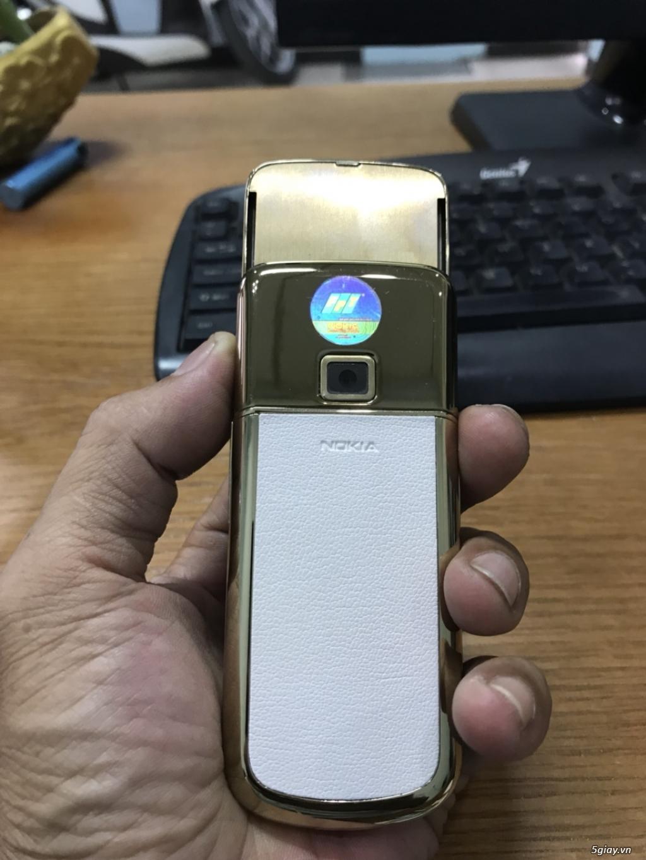 Nokia 8800 Gold Art cho người thu nhập thấp. - 4