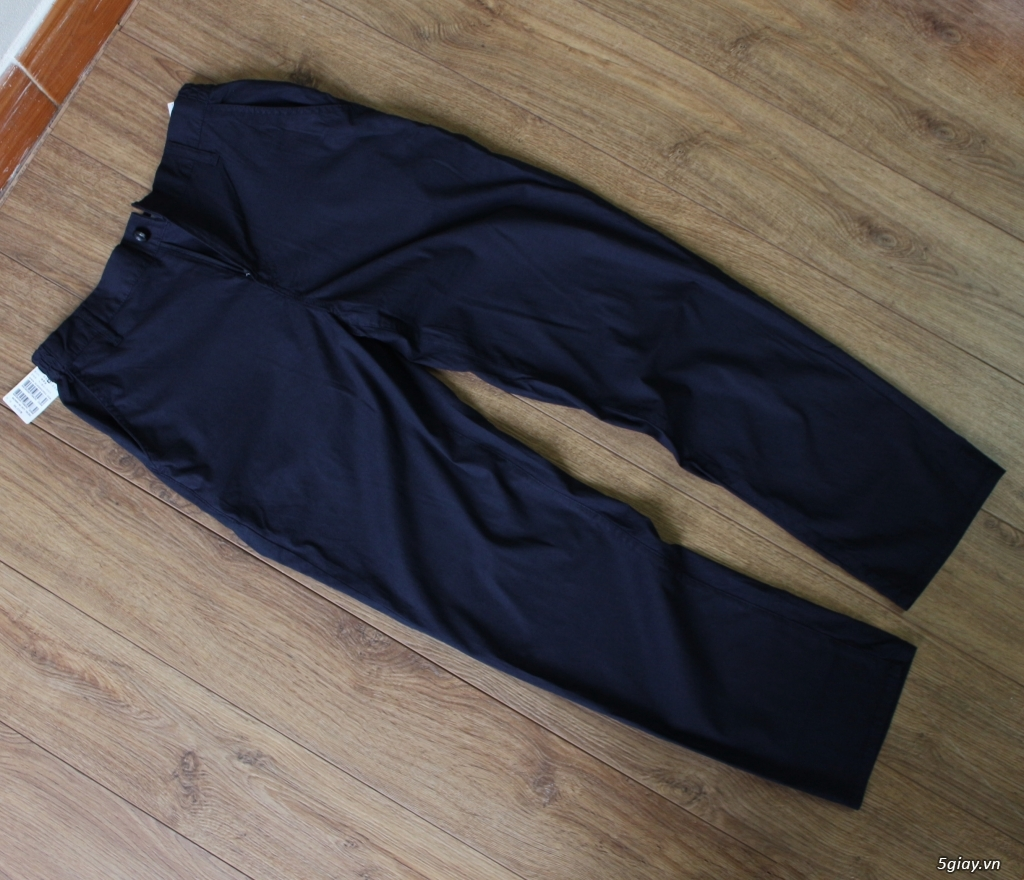 Quần kaki đũi GUESS mát lạnh - Xuất Hàn - 3