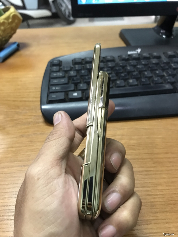 Nokia 8800 Gold Art cho người thu nhập thấp. - 1