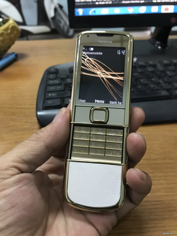 Nokia 8800 Gold Art cho người thu nhập thấp. - 3