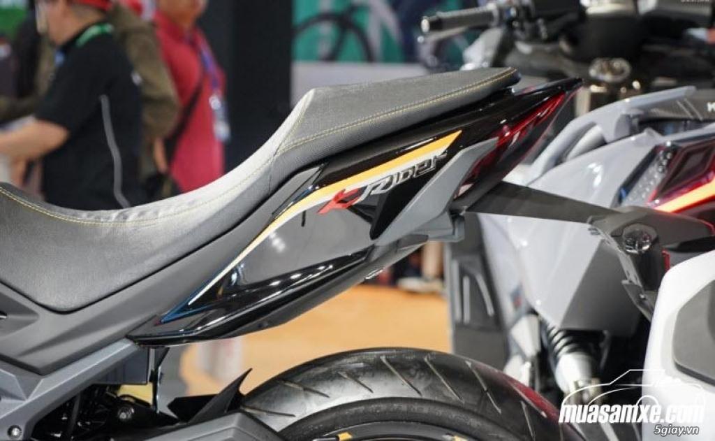 Kymco K-Rider 400 2018 -  Đánh giá hình ảnh & thông số kỹ thuật - 3