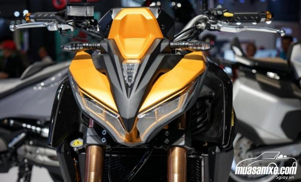 Kymco K-Rider 400 2018 -  Đánh giá hình ảnh & thông số kỹ thuật - 2