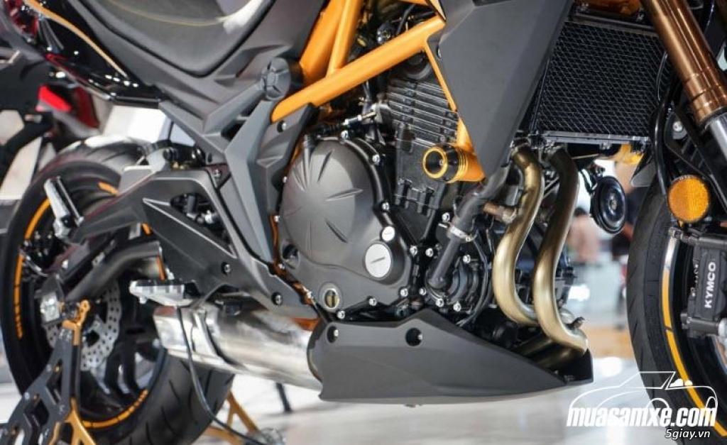 Kymco K-Rider 400 2018 -  Đánh giá hình ảnh & thông số kỹ thuật - 5