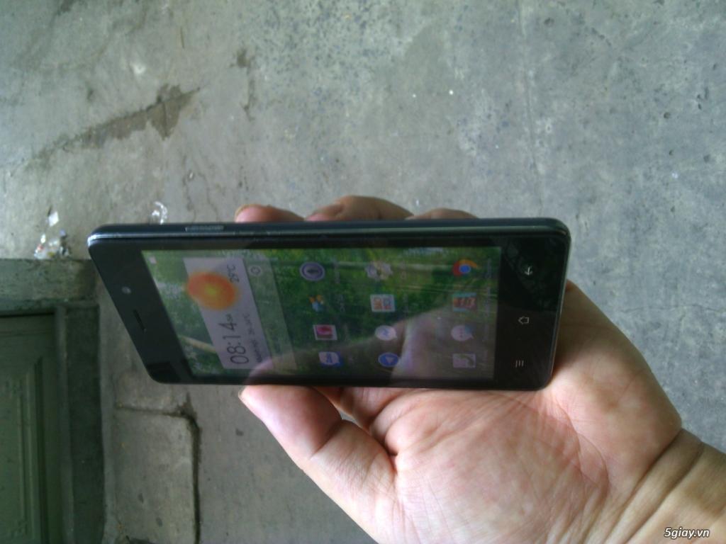 Điện thoại Android giao lưu anh em - 2