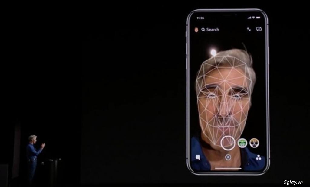 Apple dùng công nghệ quét tĩnh mạch trên khuôn mặt trong bảo mật sinh trắc học - 3