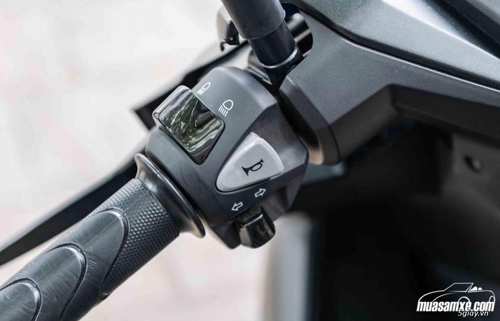 Hình ảnh Honda Vario 150 2018 mới ra mắt tại Việt Nam - 5