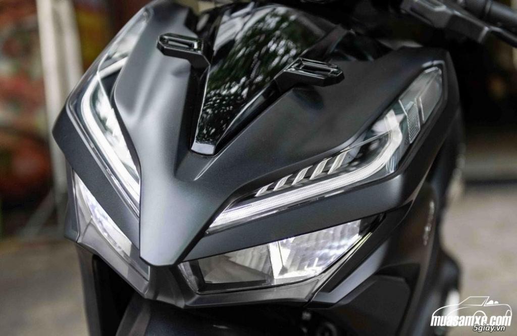 Hình ảnh Honda Vario 150 2018 mới ra mắt tại Việt Nam - 8