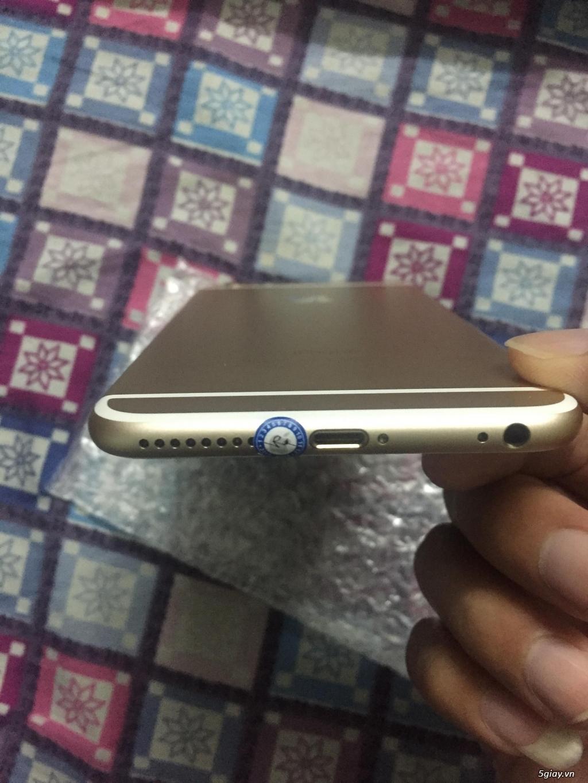 iphone 6 plus 64gb màu gold đẹp long lanh pin 100% bao test thoải mái - 4