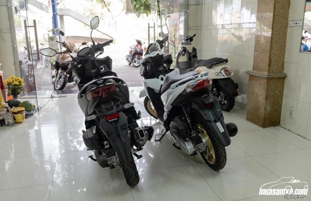 Hình ảnh Honda Vario 150 2018 mới ra mắt tại Việt Nam - 2