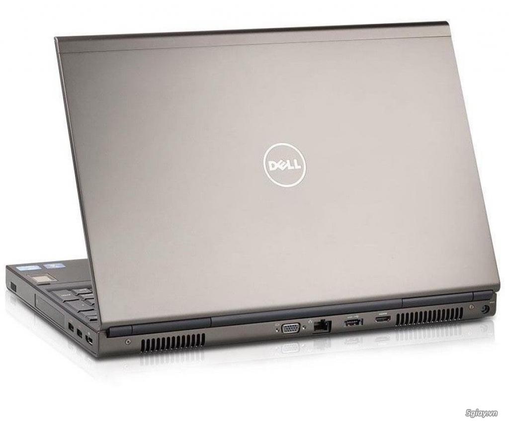 Dell Precision M4800 Core I7 4800QM, Ram 8G, SSHD 500G Máy Mới 99%