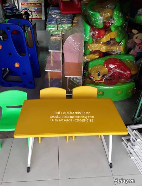 Ghế nhựa dành cho trẻ em mầm non/đồ chơi trẻ em/đồ chơi mẫu giáo - 3