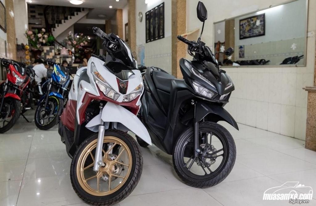 Hình ảnh Honda Vario 150 2018 mới ra mắt tại Việt Nam - 3