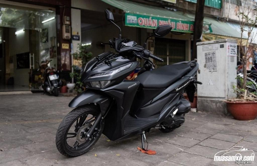 Hình ảnh Honda Vario 150 2018 mới ra mắt tại Việt Nam