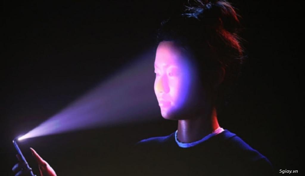 Apple dùng công nghệ quét tĩnh mạch trên khuôn mặt trong bảo mật sinh trắc học - 2