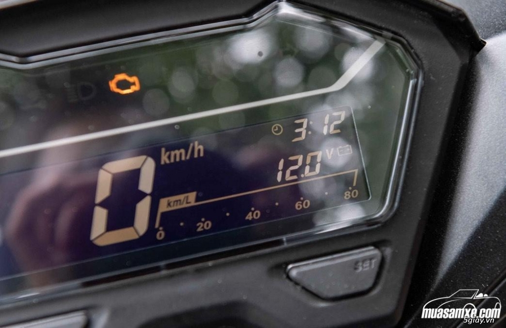 Hình ảnh Honda Vario 150 2018 mới ra mắt tại Việt Nam - 7