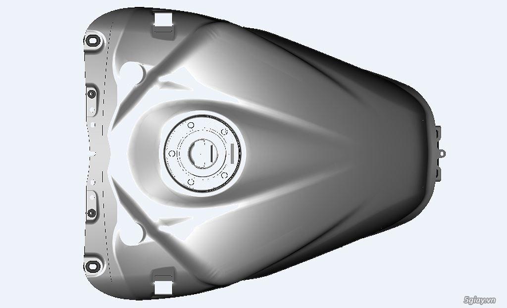 Tìm hiểu mô tô 3 bánh Yamaha Niken giá 415 triệu - 5