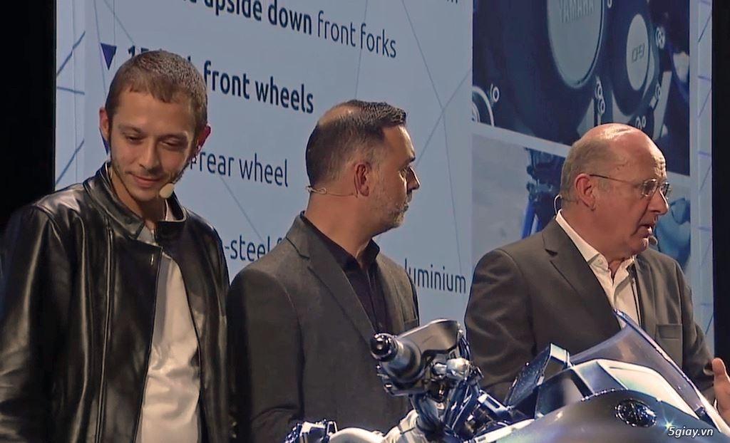 Tìm hiểu mô tô 3 bánh Yamaha Niken giá 415 triệu - 9