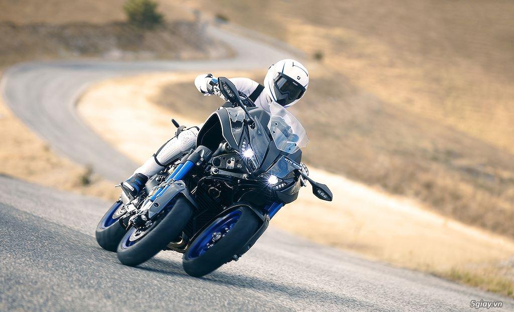 Tìm hiểu mô tô 3 bánh Yamaha Niken giá 415 triệu - 8