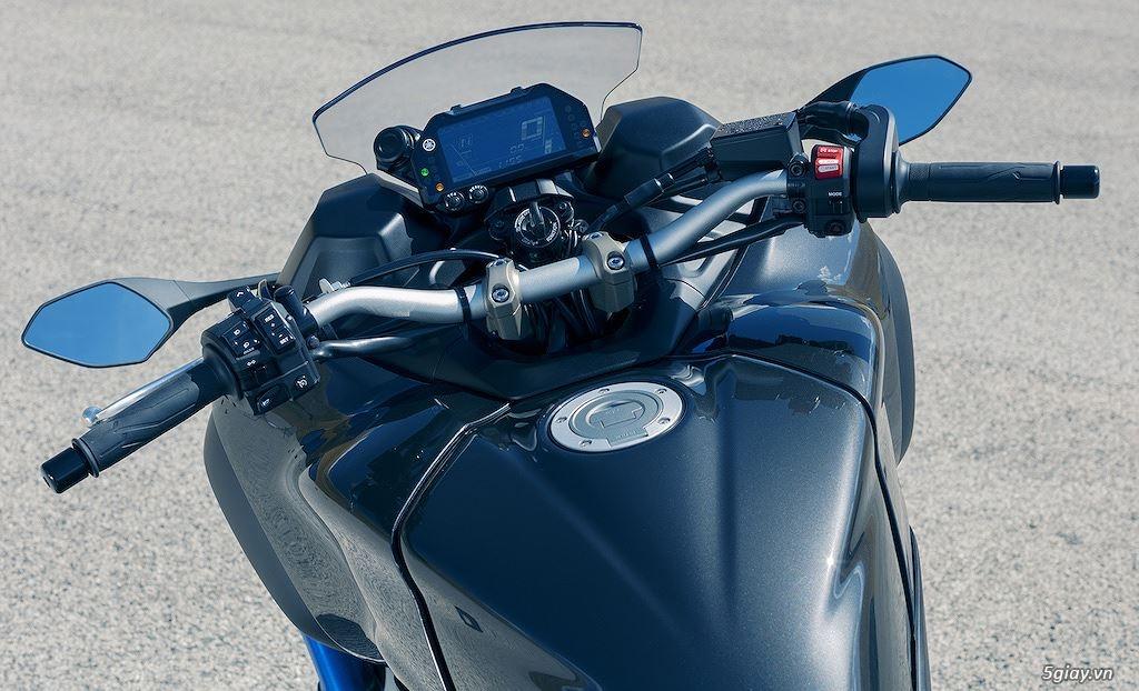 Tìm hiểu mô tô 3 bánh Yamaha Niken giá 415 triệu - 14