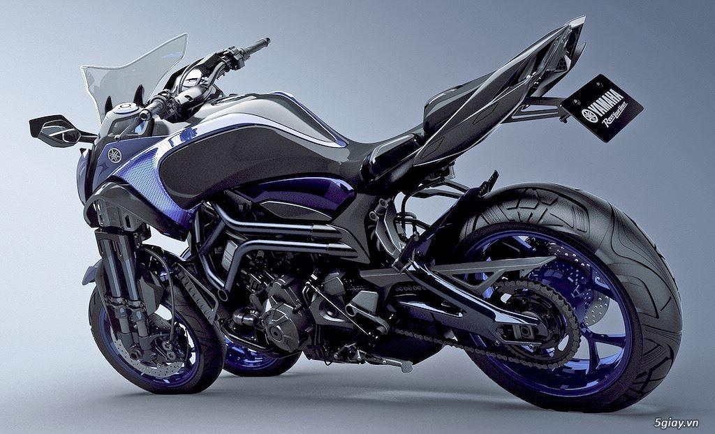 Tìm hiểu mô tô 3 bánh Yamaha Niken giá 415 triệu - 1