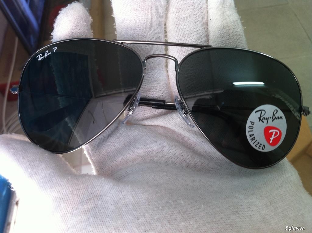 Mắt kính Ray ban (Italy) - Zippo (USA) - Guarantee 100% Authentic!