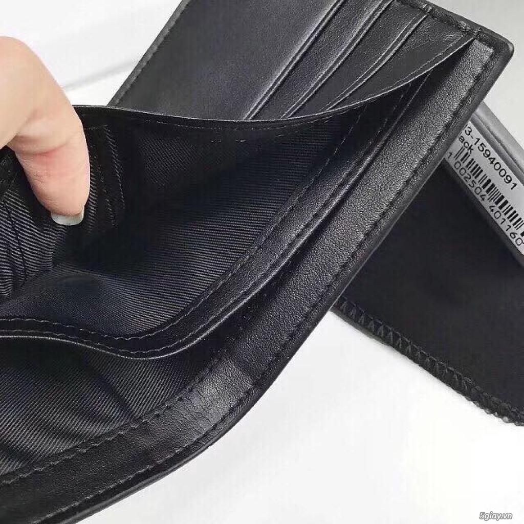 Phụ kiện Nam xách tay- dây nịt bóp ví..... - 6
