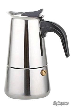 BÌNH PHA CAFE BẰNG INOX - LAFONTE