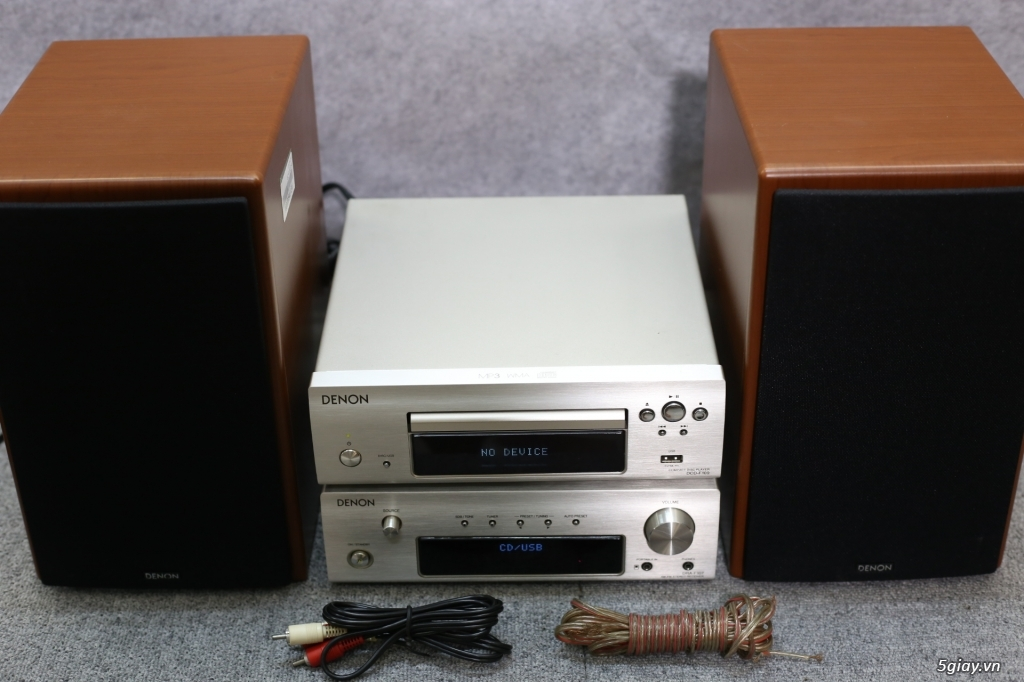Đầu máy nghe nhạc MINI Nhật đủ các hiệu: Denon, Onkyo, Pioneer, Sony, Sansui, Kenwood - 9
