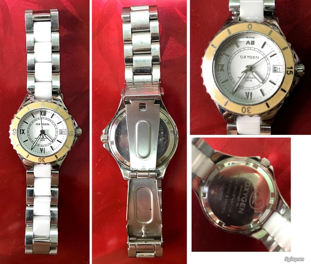 Bán đồng hồ SWISS, hàng linh tinh xách tay Mỹ về...có cập nhật hàng mới thường xuyên. - 7