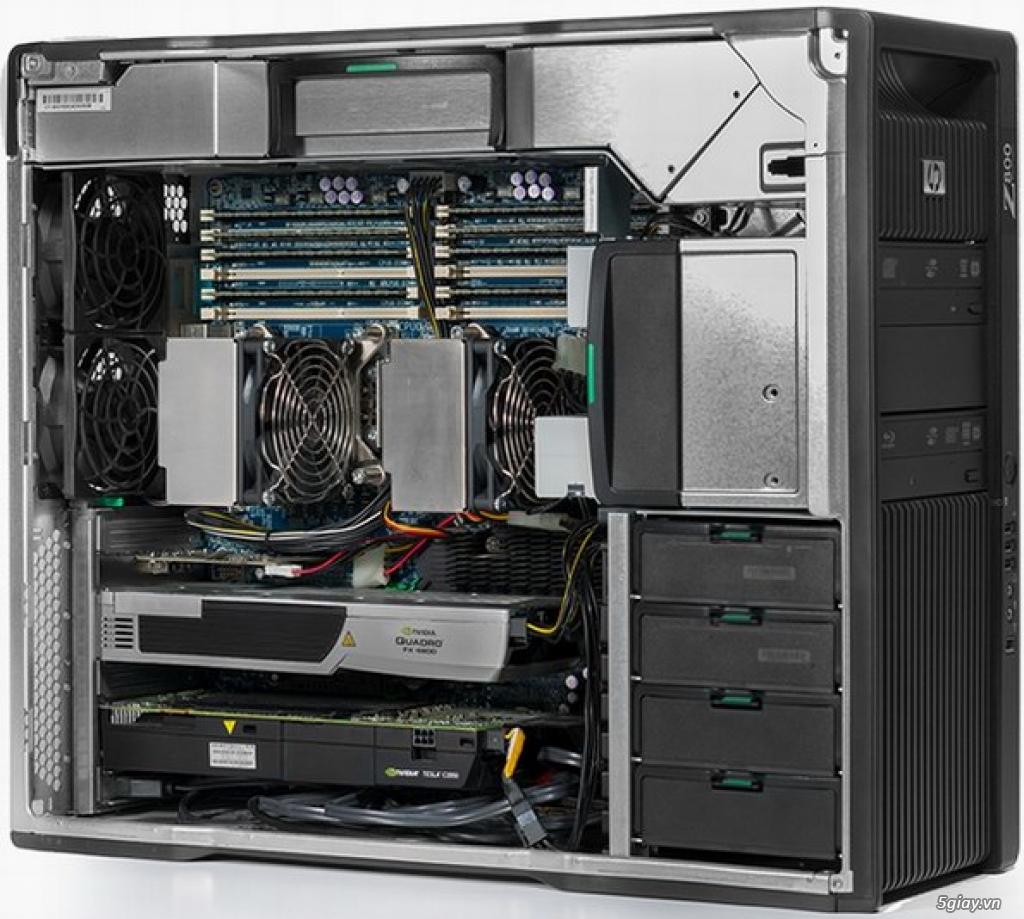 Barebone  HP Z800 -- Z420 -- Z620 -- Z820 -- Lenovo C30 -- Vga Quadro Maxwell  K2200/K4200. - 1