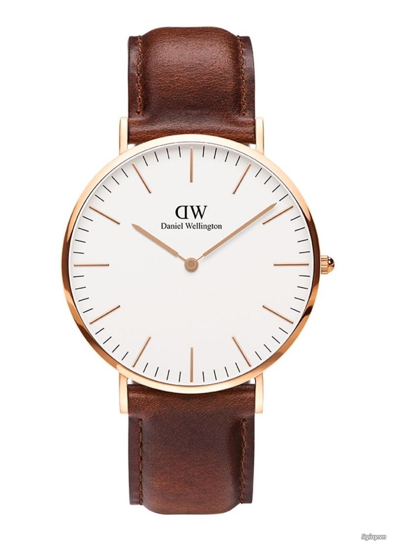 Đồng hồ Daniel Wellington- chánh hãng, fullbox mới 100% - 1