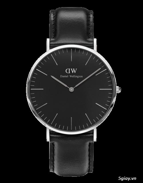 Đồng hồ Daniel Wellington- chánh hãng, fullbox mới 100%