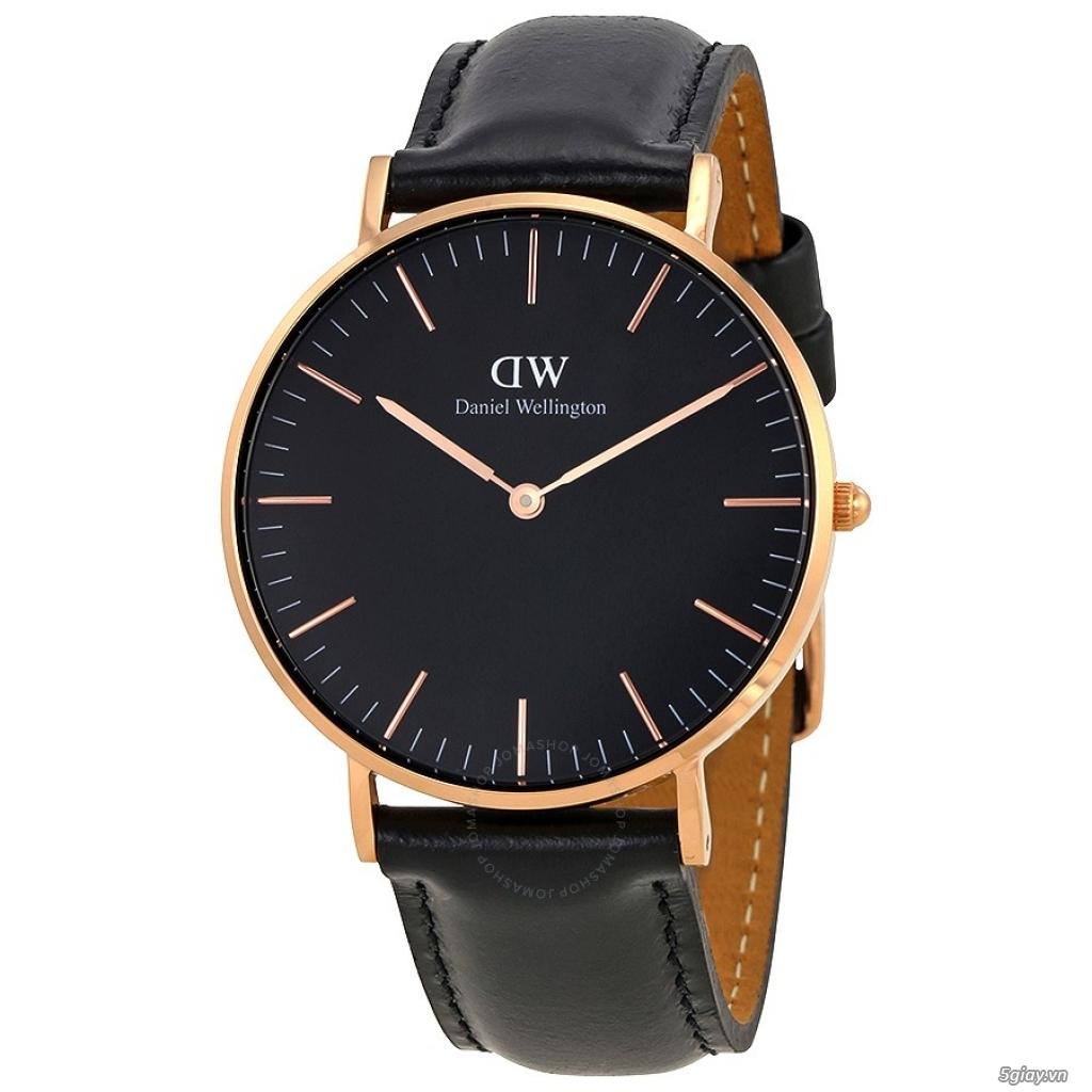 Đồng hồ Daniel Wellington- chánh hãng, fullbox mới 100% - 7