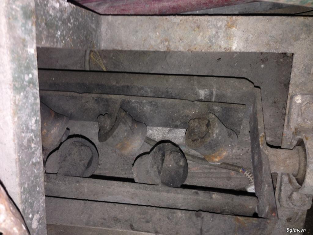 Máy dũi sắt ( đã qua sử dụng ) - 1