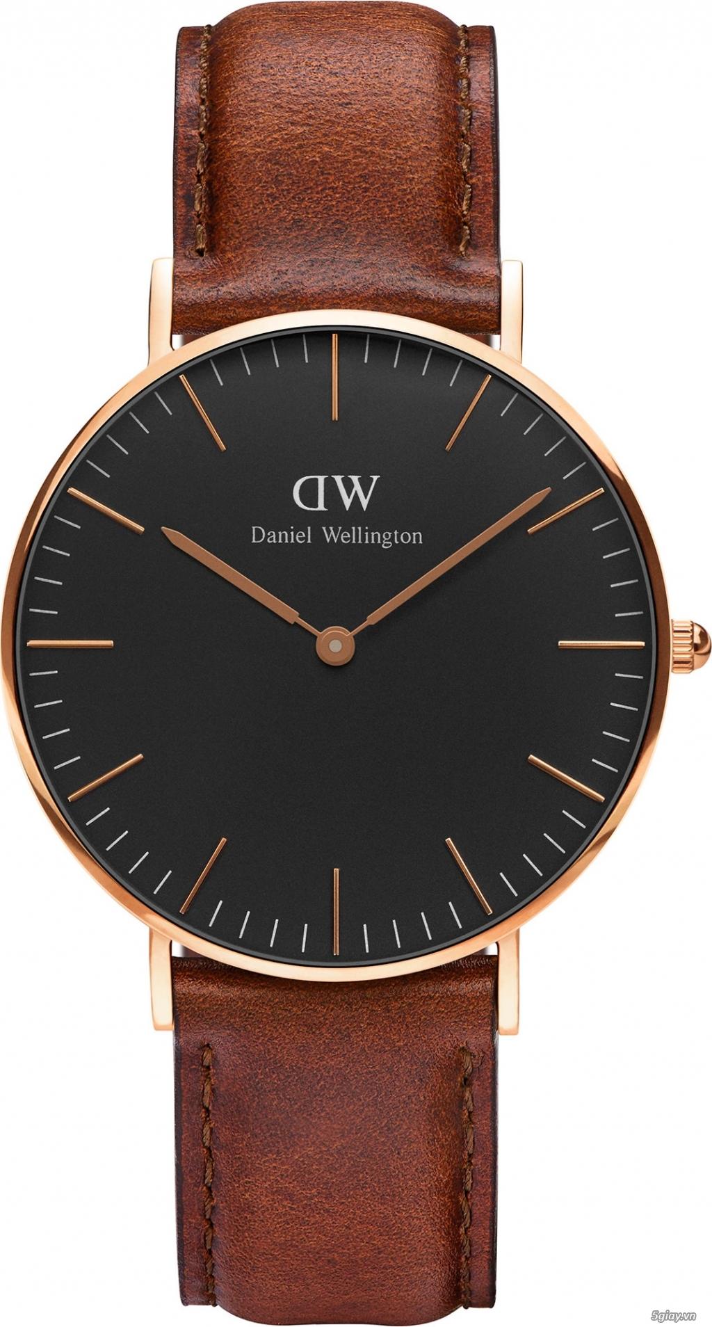 Đồng hồ Daniel Wellington- chánh hãng, fullbox mới 100% - 4