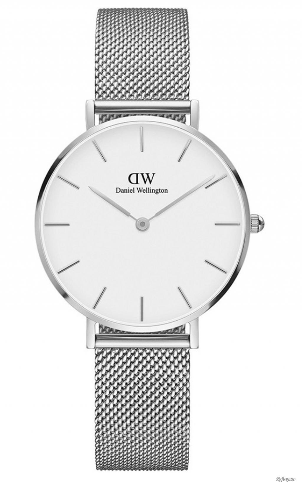 Đồng hồ Daniel Wellington- chánh hãng, fullbox mới 100% - 5