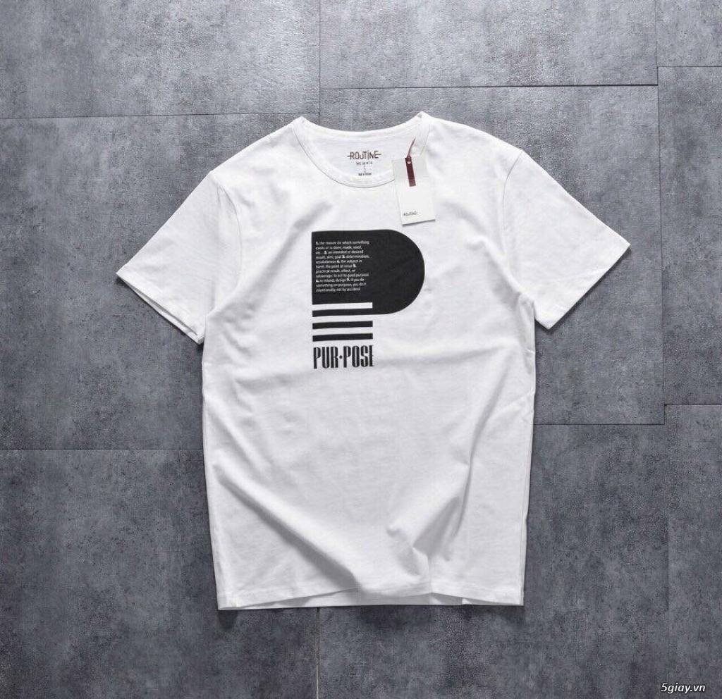STORE285 - Thời trang VNXK: Áo thun, áo sơ mi,... đơn giản phù hợp mọi đối tượng giá chỉ 150k - 280k - 26
